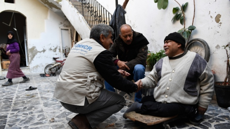Syria. Renewed hope as the UN scales up its response in Aleppo