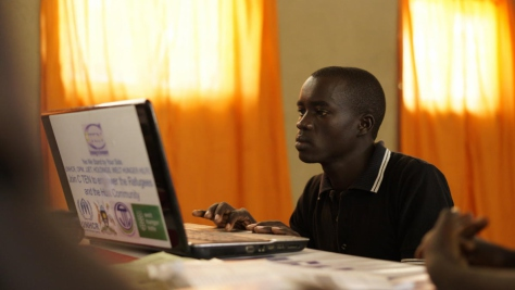 UNHCR - For refugees and locals in Uganda, the internet is
