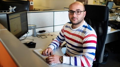 Canada. Tech company hires Syrian refugee as part of innovative project