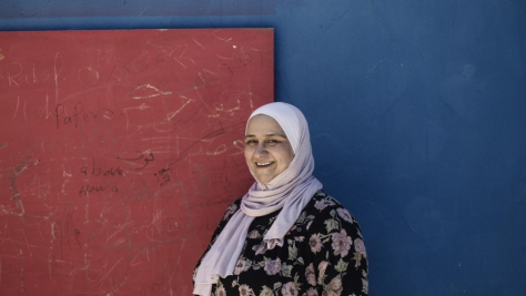 Jordan. 'Mother of Syrians' nominated for UNHCR's Nansen Refugee Award