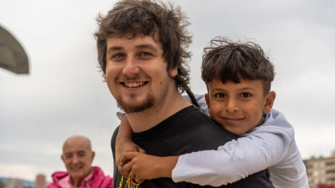 Spain. Basque community opens its doors to refugee families from Syria