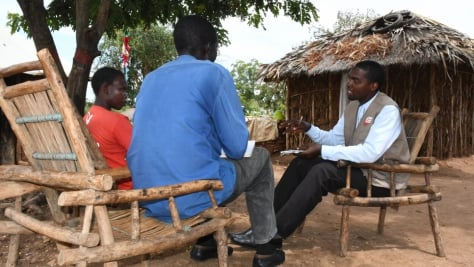 Uganda. Help is at hand for South Sudanese refugees living with HIV
