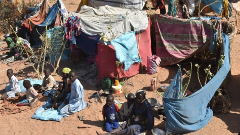 Chad. Violence in West Darfur forces thousands to flee across border