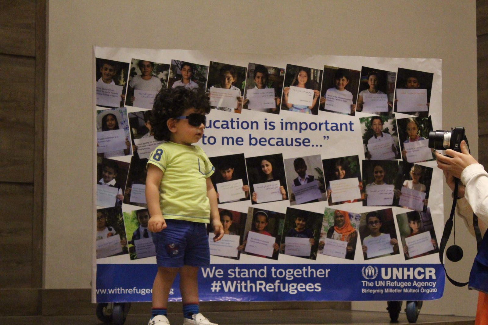 World Refugee Day activities in Gaziantep