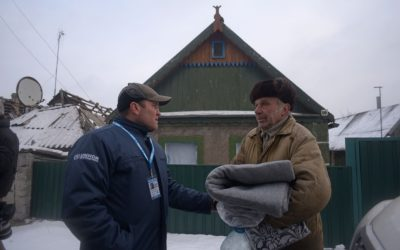 As Ukraine conflict heads into fourth winter, thousands face freezing conditions