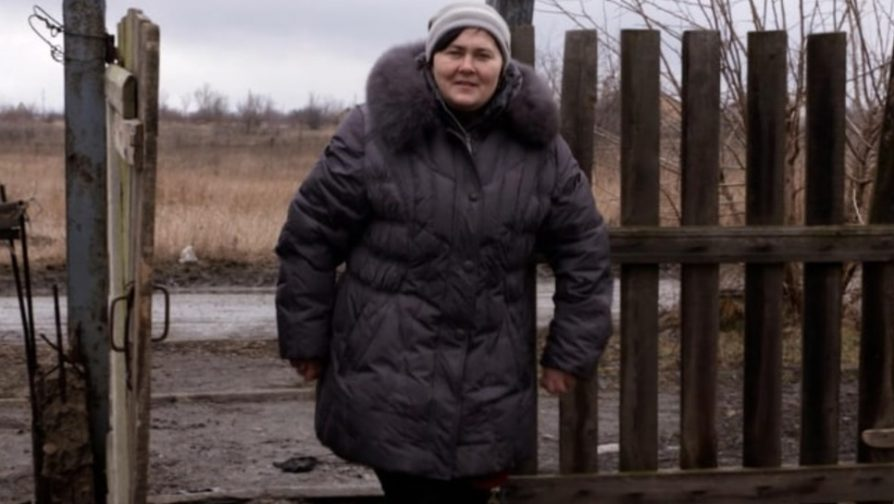 In eastern Ukraine's forgotten conflict, a mother clings to hopes of peace