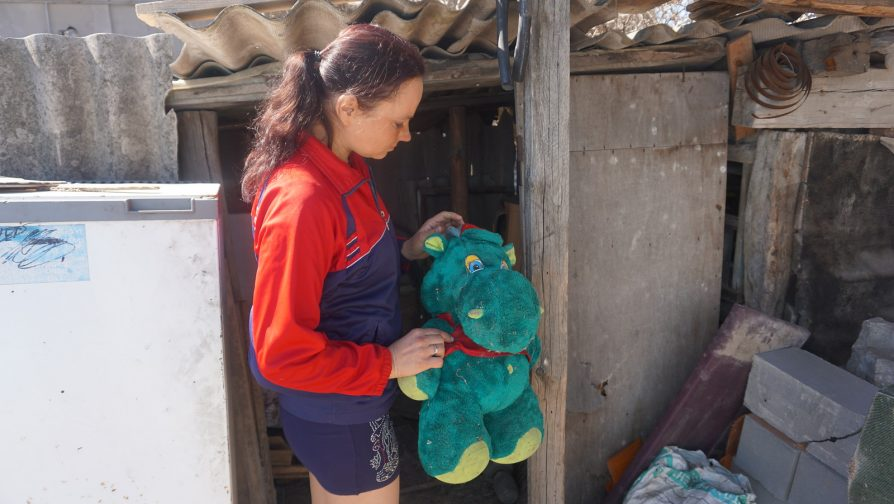 """""""When the shelling stopped, we had nowhere to go"""""""
