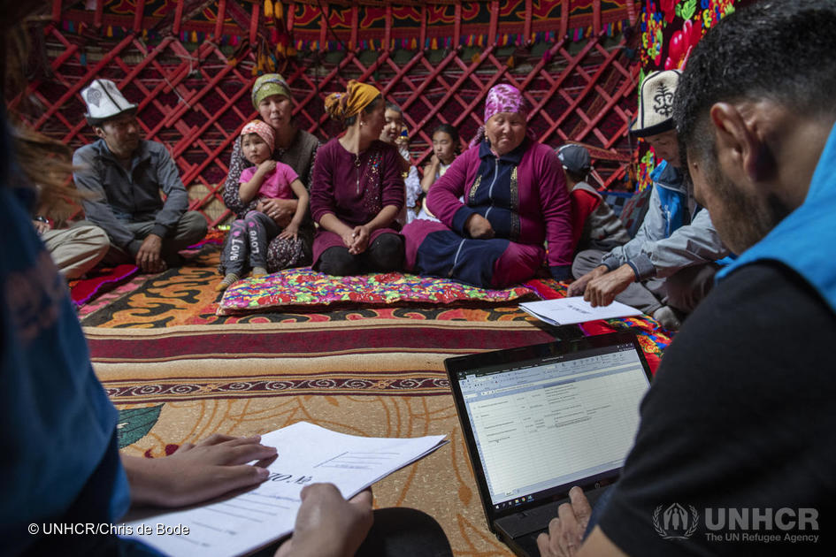 Kyrgyzstan. A lawyer, whose work has supported the efforts of the Kyrgyz Republic in becoming the first country in the world to end statelessness, has been selected as the 2019 winner of the UN Refugee Agency's Nansen Refugee Award.