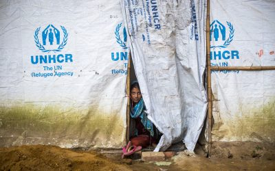 Double anniversary: 70 years of UNHCR founding and 25 years of its presence in Ukraine in 25 photos