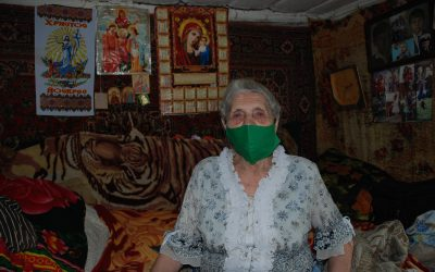 How did coronavirus change daily routine and habits of people in Donbas?