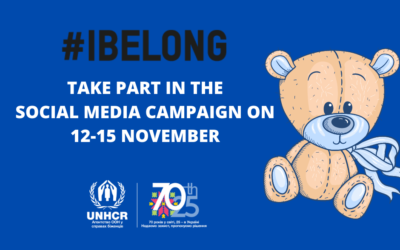 Join the campaign to eradicate statelessness and take a selfie with a Teddy Bear at Gulliver Mall!