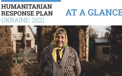 Humanitarian actors seek US$168 million to support  1.9 million conflict-affected people in eastern Ukraine