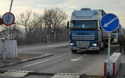 Humanitarian Coordinator in Ukraine praises the opening of a new crossing point in the Luhansk region for the delivery of humanitarian aid
