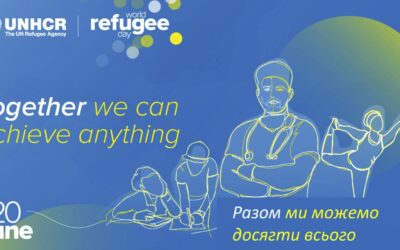List of events by UNHCR and partners on the occasion of the World Refugee Day 2021